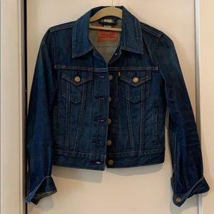 Levi Jean Jacket - Size XS